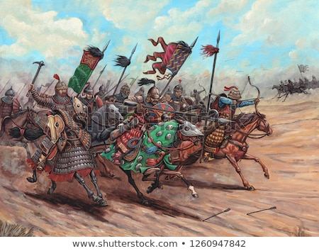 Mongol Stock photo © disorderly