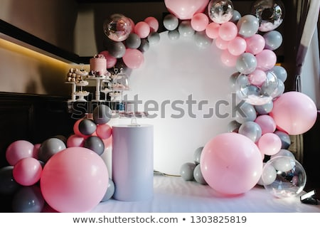 party balloons stock photo © creisinger