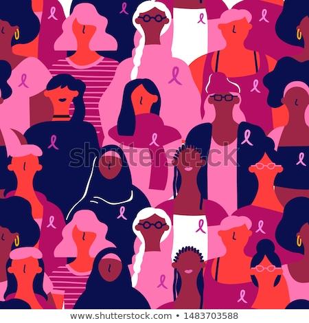 Kanker menselijke ziekte vector dun Stockfoto © pikepicture