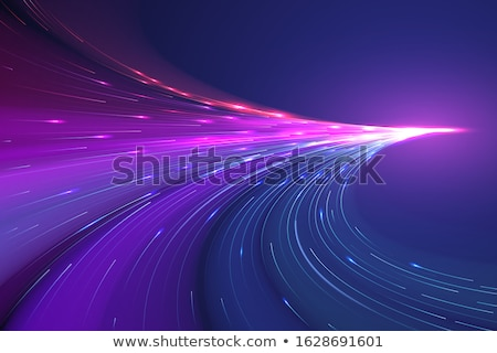 abstract colored lights stock photo © iofoto