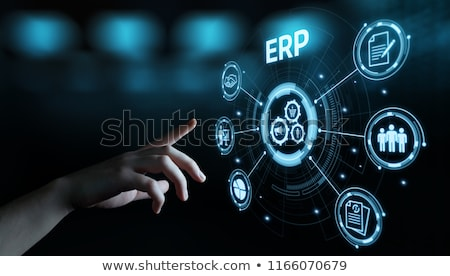 ERP Stock photo © MacXever