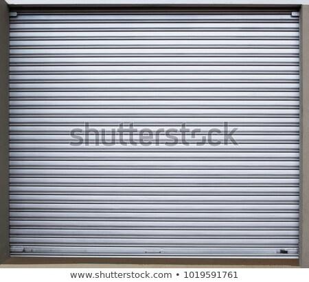 Urban Roller Door Stock photo © iTobi