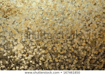 dourado · folha · decoração · buda · templo · carta - foto stock © zmkstudio