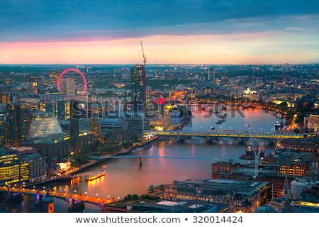 london view of city of westminster stock photo © tlorna