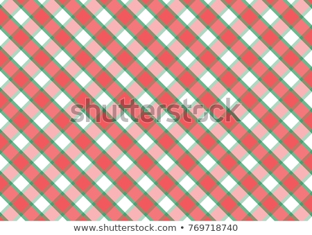old fashioned Christmas decoration on table Stock photo © phbcz