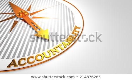 kompetencia · földgömb · fehér · kommunikáció · ötlet · karrier - stock fotó © tashatuvango