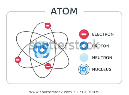 Atomic Stock photo © idesign