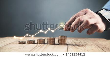 Profits! Stock photo © 3mc