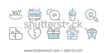 sms · texto · azul · branco · 3d · render · negócio - foto stock © tashatuvango