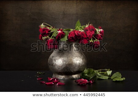 bouquet of wilted roses stock photo © valeriy