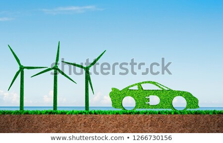 Alternative Car Solution Stock photo © Lightsource