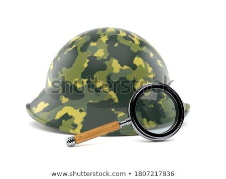 軍事 セット 小火器 兵器 ストックフォト © cosma