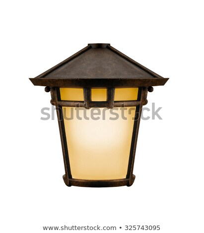china Electric Lamp Stock photo © shutswis