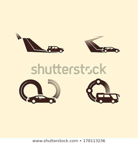 Suv corpo conduzir carro campo Foto stock © ssuaphoto