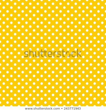 Yellow dots background Stock photo © iko