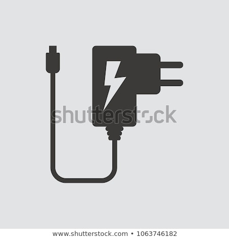 Industrial power adapter Stock photo © clarion450