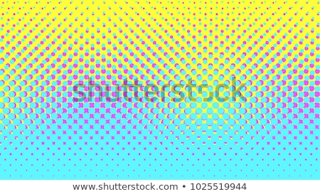 Vetor colorido arte vibrante moderno abstrato Foto stock © TRIKONA