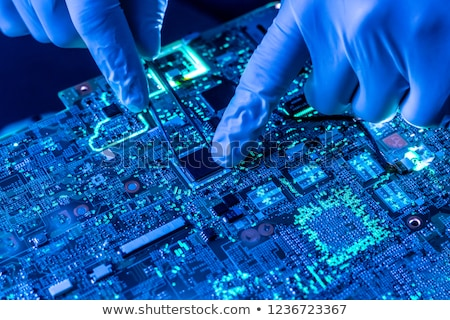 Nano Tech Stock photo © Spectral