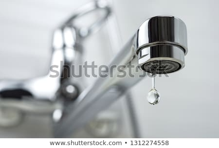 Tap dripping Stock photo © sifis