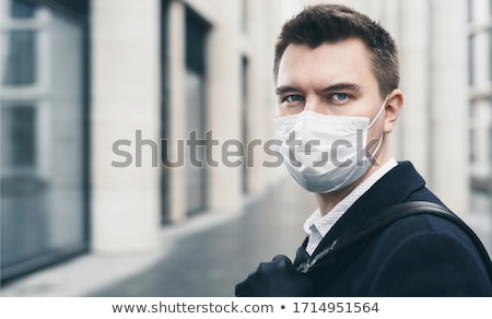 Pollution And Business Stock photo © Lightsource