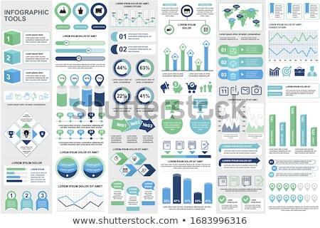 wektora · zarządzania · ikona · odizolowany · biały · Internetu - zdjęcia stock © conceptcafe
