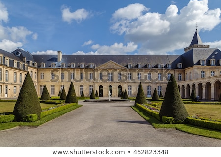 Abbey of Sainte-Trinite, Caen, France Stock photo © borisb17