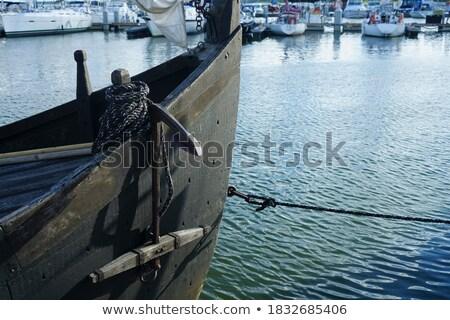 galleon closeup Stock photo © Antonio-S