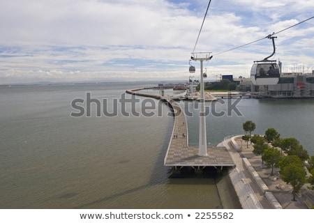 Görmek Lizbon Portekiz ulus park Stok fotoğraf © diego_cervo