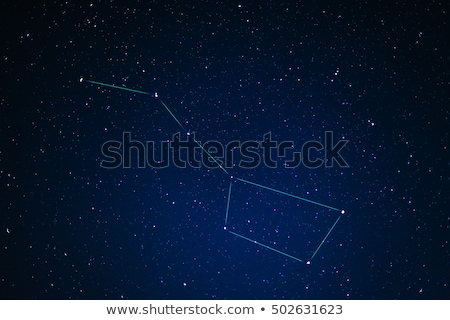 Colored big dipper Stock photo © Elenarts