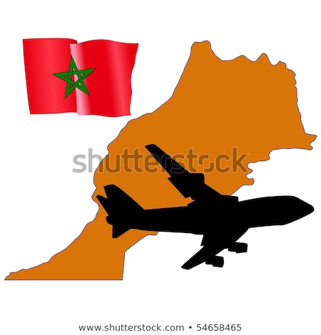 fly me to the Morocco Stock photo © perysty