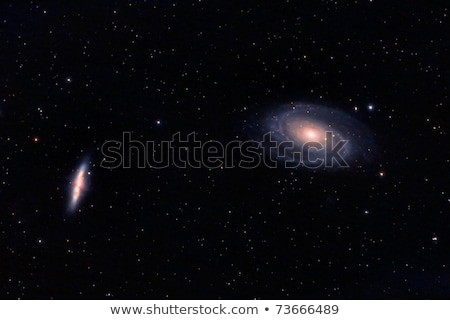 M81 and M82  Stock photo © rwittich
