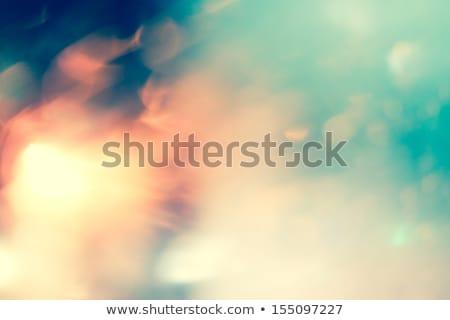 streszczenie · wielobarwny · rozmycie · bokeh · projektu · retro - zdjęcia stock © elenaphoto