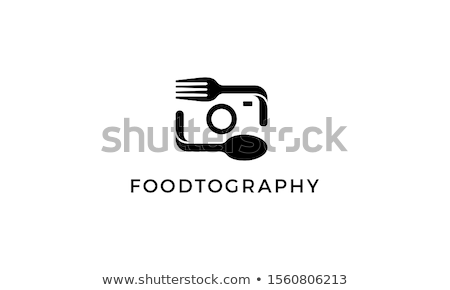 Food Photography Logo Stock photo © shawlinmohd