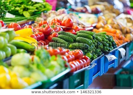gıda · depolamak · sonbahar · renk · bitki · tahta - stok fotoğraf © Catuncia