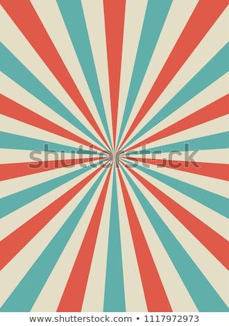 солнце Цирк фон аннотация Сток-фото © tintin75