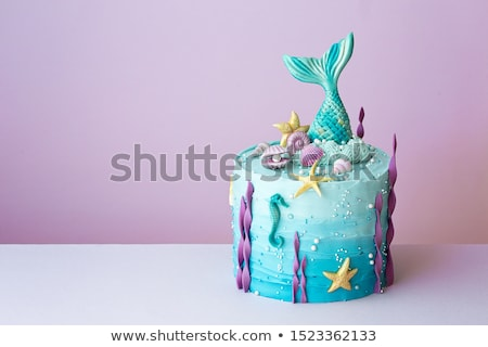 Mermaid Party Stock photo © LittleLion