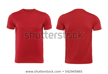 black and red t-shirts Stock photo © ozaiachin