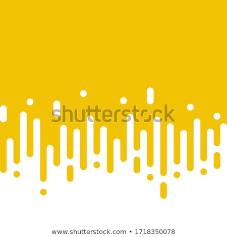 stylish yellow vector lines Stock photo © Pinnacleanimates