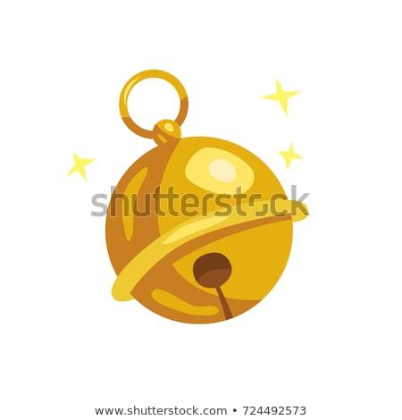 колокола золото белый подробность Сток-фото © Sarkao