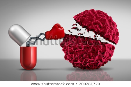 Leukemia Diagnosis. Medical Concept. Stock photo © tashatuvango
