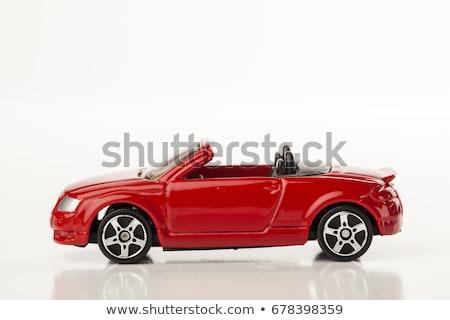 model toy car Stock photo © bezikus