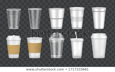 cups with water samples Stock photo © Mikko