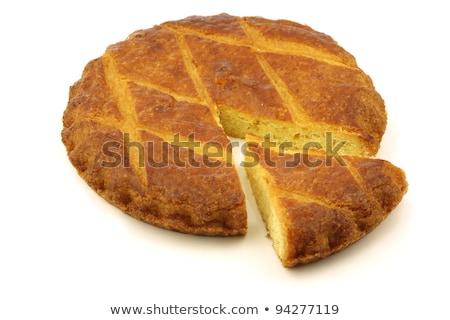 Dutch Butter Cake (Boterkoek) Stock photo © Digifoodstock