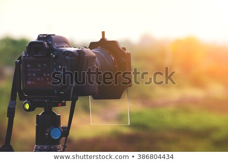 dslr photocamera  Stock photo © manaemedia