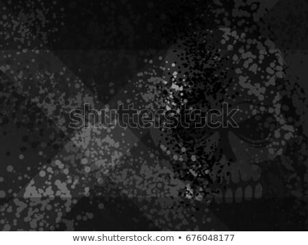 темно смерти опасность крест мрачный тень Сток-фото © Iaroslava