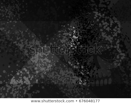 Sombre mort danger croix ombre Photo stock © Iaroslava