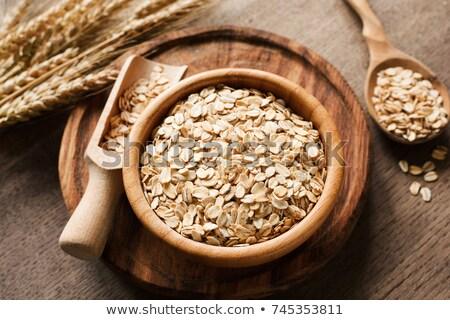 Organic oats Stock photo © IS2