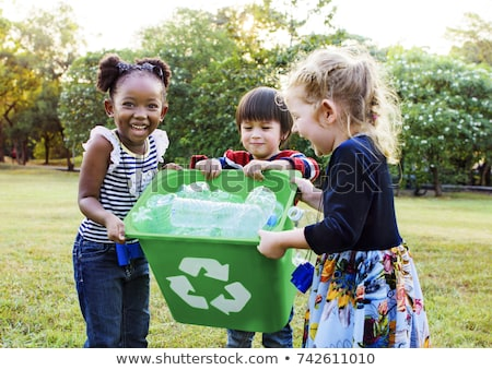 Children Recycling Stock photo © IS2