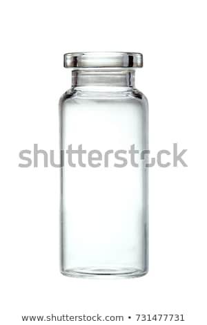 strzykawki · płynnych · żółty · szkła · zdrowia - zdjęcia stock © klinker