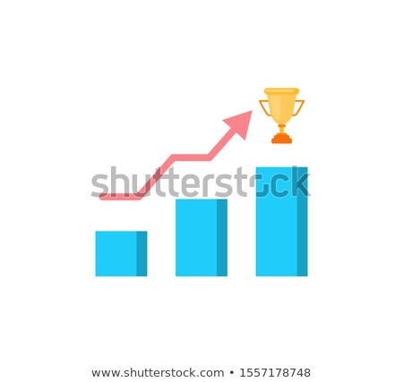 Statistics  and Infographics, Visualization Prize Stock photo © robuart